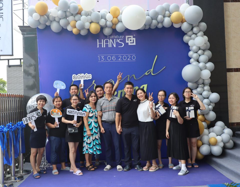 khai truong showroom Han'S furniture 2